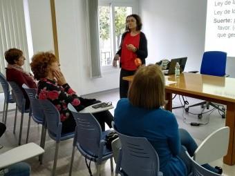 Un instante de la sesión, celebrada sobre apuestas y juegos online. FOTO: C. M.