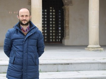 Carlos Cuevas, pregonero de la Semana Santa de Loja 2021