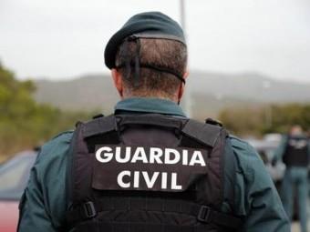 La Guardia Civil investiga a un agricultor de Loja. FOTO: EL CORTO