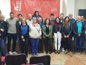 El PSOE lojeño muestra su preocupación por el cierre de esta oficina. FOTO: EL CORTO
