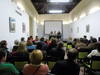 El Pósito acogió la presentación oficial de la Comisión de Comercio. FOTO: A. MATAS