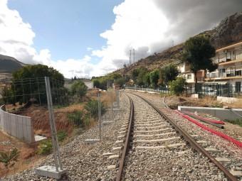 Las obras del AVE a su paso por Loja ya se han reanudado, según ha anunciado Adif