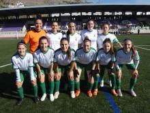 La selección andaluza sub-17 posa antes de empezar el partido. FOTO: PACO CASTILLO.