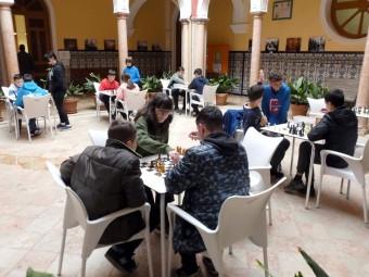 Jóvenes de los institutos Virgen de la Caridad y Moraima participaron en la actividad. P.C.