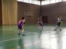 Una acción del partido disputado el sábado en El Ejido.