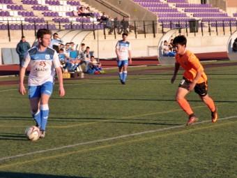 Una acción del partido entre el equipo chino y el Medina Lauxa. FOTO: PACO CASTILLO.