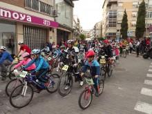 El Día de la Bicicleta alcanza ya 25 años en Loja