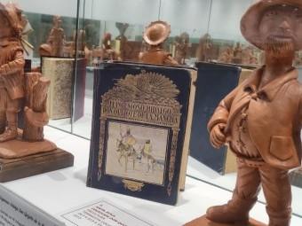 El Museo se llena de un centenar de ediciones inéditas del Quijote. FOTO: C. M.