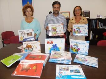Es el noveno año que el Ayuntamiento subvenciona los libros de Infantil. FOTO: ARCHIVO