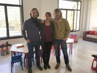La Asamblea Local Cruz Roja recibió la visita de la diputada. FOTO: EL CORTO