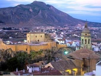 Vista panorámica del municipio de Loja, desde el mirador Isabel II. FOTO: EL CORTO