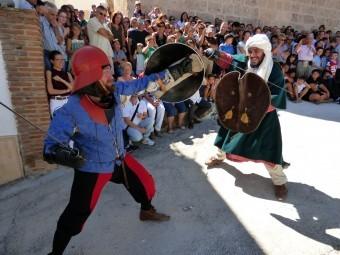 La batalla final entre cristianos y nazaríes volverá a ser el punto culminante del evento