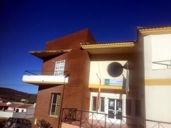 Consultorio médico de Ventorros de San José.