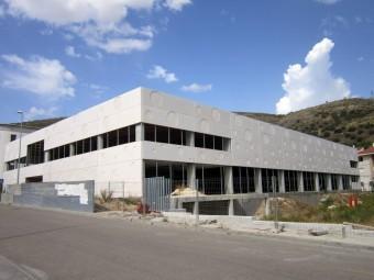 Las obras para terminar el Centro Deportivo Urbano se prevén que duren un año.