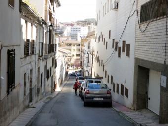 Las obras de mejora de la calle Alonso de Mercadillo supondrán una inversión de 70.000 euros. A. M.