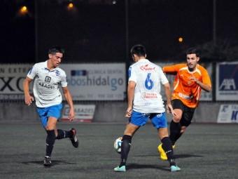 Barba y Luis Enrique intentan combinar en el primer partido de liga ante el Antequera