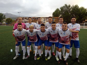 El Loja se estrena como local en el campo de fútbol de Salar ante el Rincón