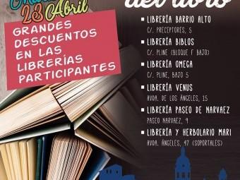Las librerías de Loja celebran hoy el Día del Libro con descuentos. FOTO: EL CORTO