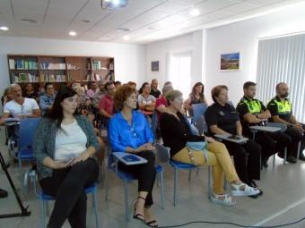 Público asistente, en la presentación de las conclusiones del estudio. FOTO: J.Mª.J.