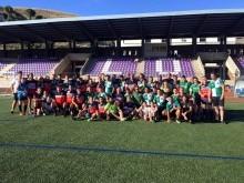 El Club Rugby Loja anuncia que volverá con más fuerza en la próxima temporada.