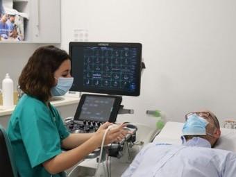 Renuevan los equipos electromédicos del Hospital de Loja. FOTO: EL CORTO