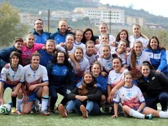 El Loja femenino jugará el próximo año en 2ª Andaluza y habrá un segundo equipo y un base