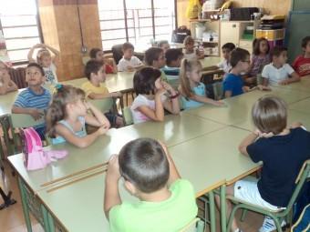 Las clases han comenzado con regularidad, salvo en el colegio Taxara