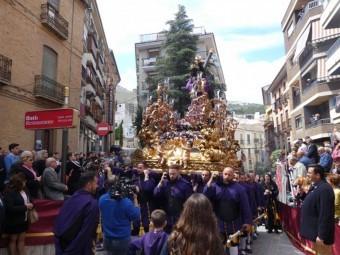 El Cabildo anuncia las suspensión de la Semana Santa lojeña. FOTO: EL CORTO
