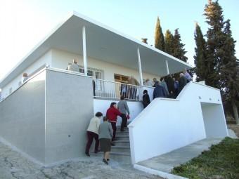 Numeroso público asistió a la jornada de puertas abiertas de la sala. FOTO: CALMA