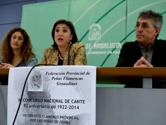 Presentación del VII Circuito de Flamenco Provincial
