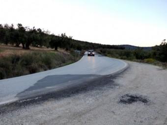 Loja sigue esperando con impaciencia la solución definitiva a la carretera de Ventorros