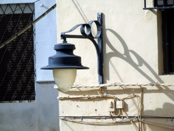 Sustituirán la iluminaria de algunas barriadas y núcleos rurales. FOTO: CALMA