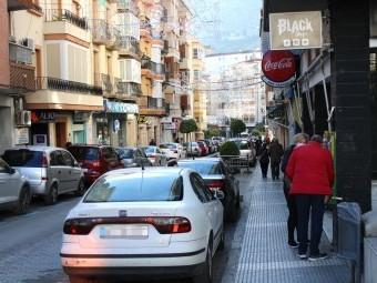 El municipio se sitúa al límite del cierre de las actividades no esenciales. FOTO: EL CORTO