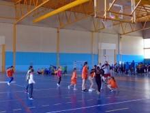 Cerca de 200 escolares de cuarto de Primaria participaron de la jornada. FOTO: CALMA