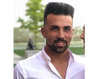 Rafa Cuberos, el joven desaparecido en la madrugada del 13 de septiembre.