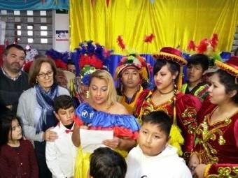 El día del inmigrante en anteriores ediciones FOTO: ARCHIVO