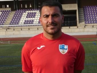 Leo Fernández López, nuevo entrenador del Loja. FOTO: PACO CASTILLO.