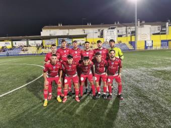 Once inicial del Loja CD en la final de la I Copa del Poniente