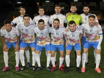 El Loja arrancará la liga en casa con uno de los grandes favoritos, el Real Jaén. FOTO. M. JÁIMEZ