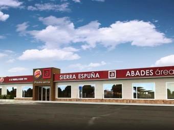 Grupo Abades abre una nueva área de servicio en Murcia. FOTO: EL CORTO
