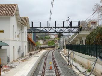 Piden la mejora de las conexiones ferroviarias de Granada. FOTO: EL CORTO