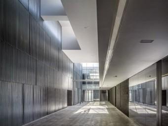 El Centro Cívico abre para albergar las clases de la Universidad. FOTO: J. GRANADOS