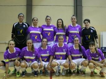 Equipo del Deportivo Loja que ha disputado el Trofeo 'Carranza' de Cádiz.