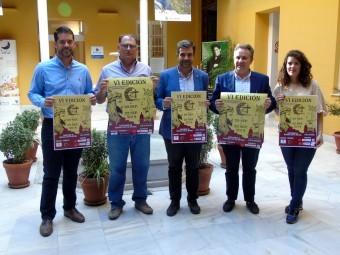 Loja Dos Reinos Dos Culturas se presentó en la Diputación de Granada. FOTO: C. MOLINA