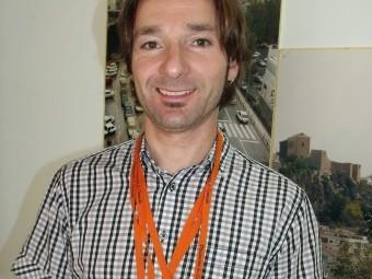 Paco Moya ha conseguido otras tres medallas esta temporada.