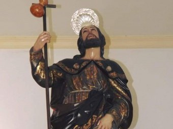 Las fiestas de San Roque se vuelven a suspender por la pandemia. FOTO: L. C.