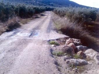 Uno de los caminos que aspiran a ser reparados en la nueva edición del Plan Conectado2