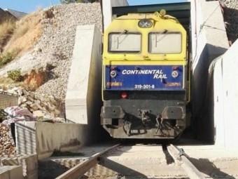 El ministro de Fomento ha asegurado que las pruebas realizadas en el túnel son favorables