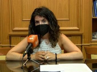 Paloma Gallego, concejala de Desarrollo y Comercio