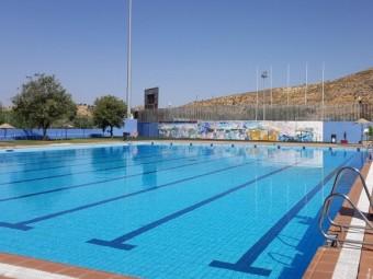 Los niños del Campus podrán disfrutar todos los días de la piscina municipal.